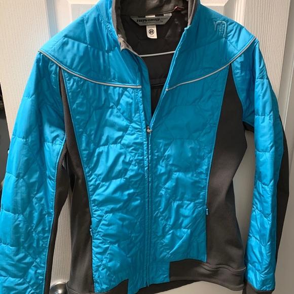 EUC Novara Quilted Cycling Jacket
